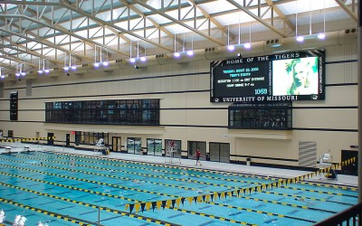 University of Missouri – ColumbiaBrewer Fieldhouse and Natatorium
