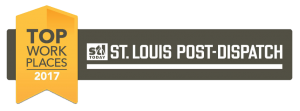 St. Louis Post-Dispatch 2017 Top Workplaces